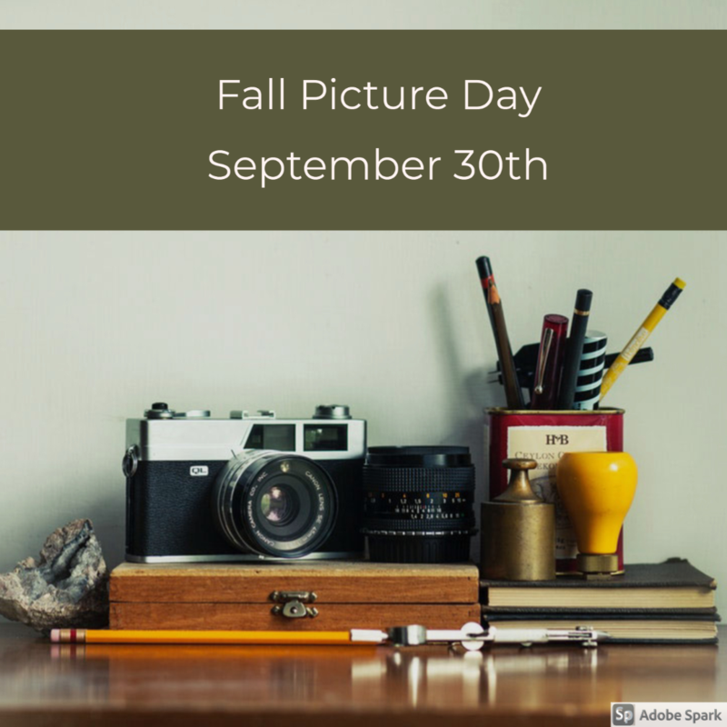 Fall Picture Day Thumbnail Image