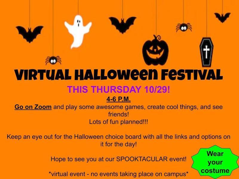 Virtual Halloween Festival Featured Photo
