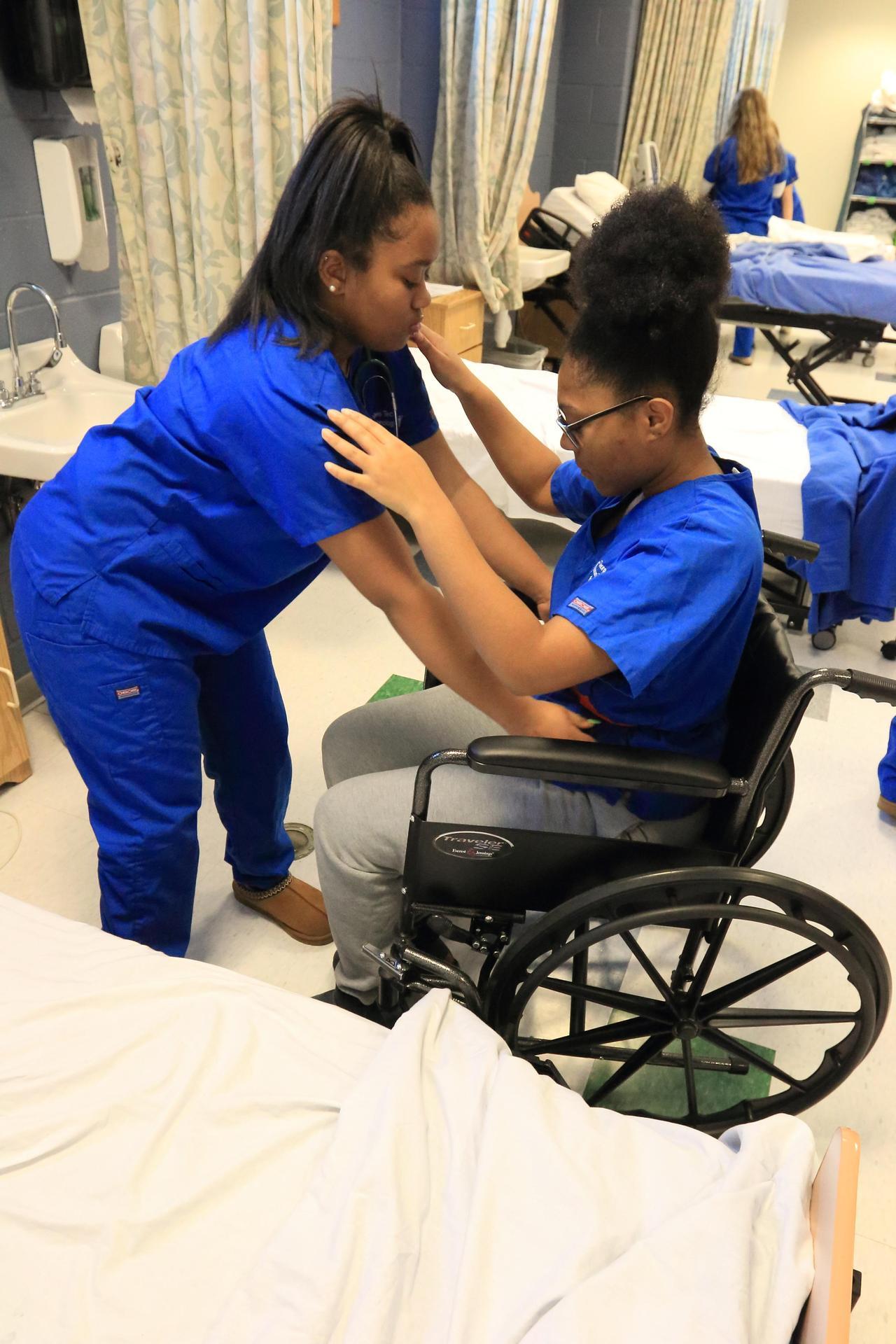 nurse tech