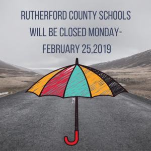 Schools will reamin closed Monday Feb. 25