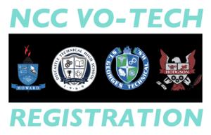 NCCVTY high school logos