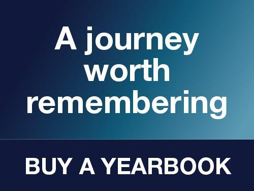 A jorney worth remembering; purchase a yearbook