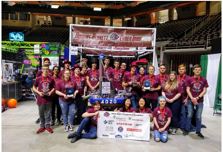 D-B Robotics Team