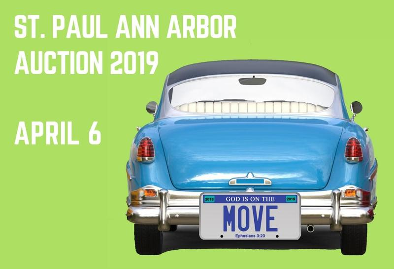 St. Paul Ann Arbor 2019 Auction Thumbnail Image