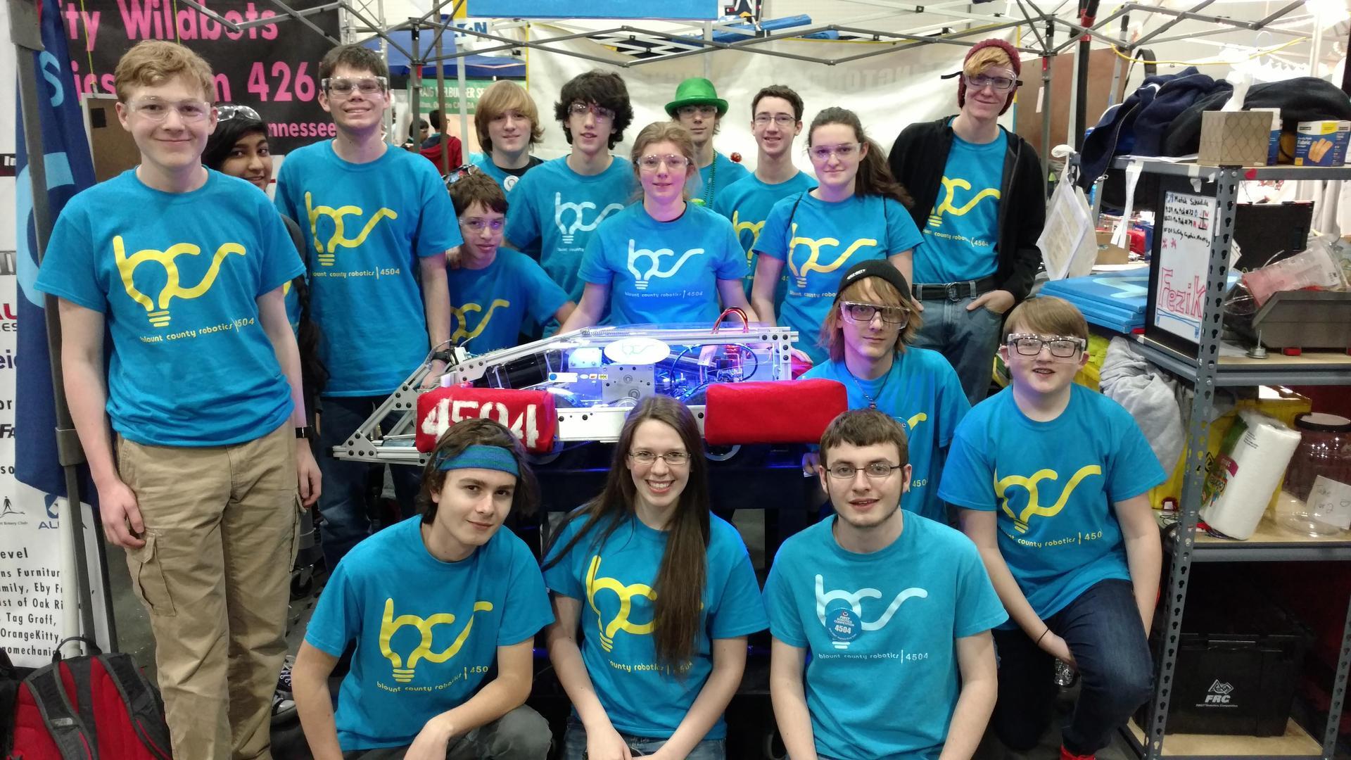 BCR Team #4504