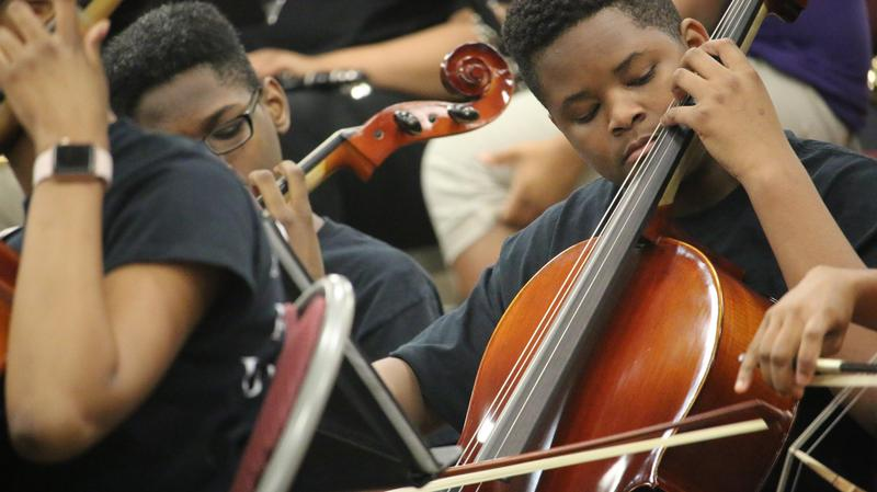 N.R. Burger Middle celebrates Black History Month Featured Photo