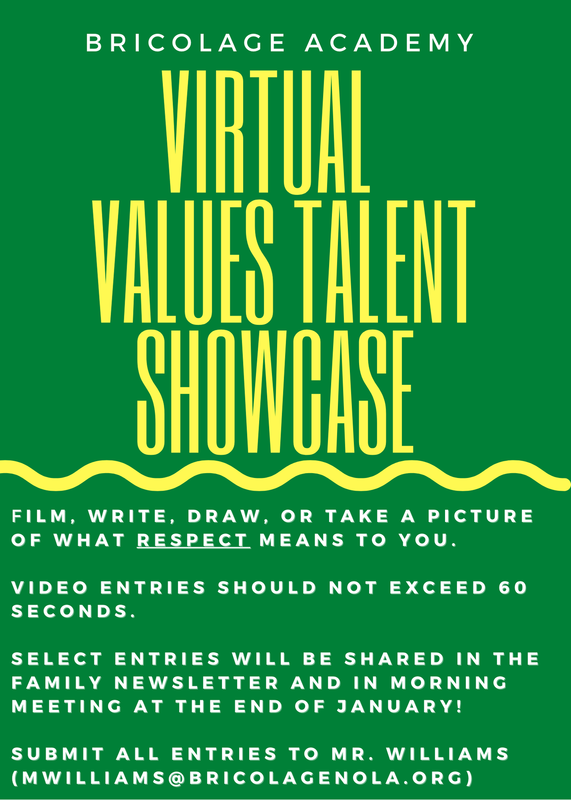 Talent Show Flyer