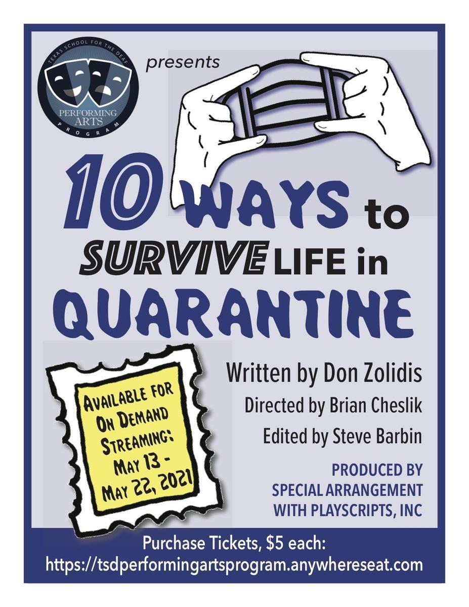 Ten ways Poster