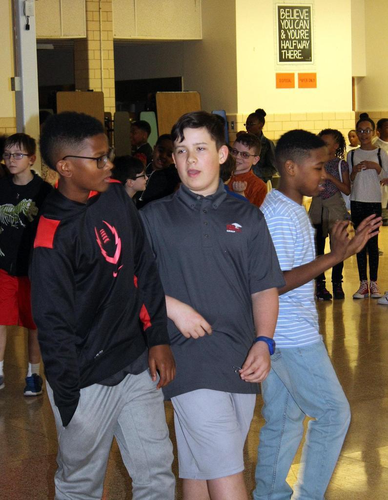 LMS 56 Grade Dance - 051118