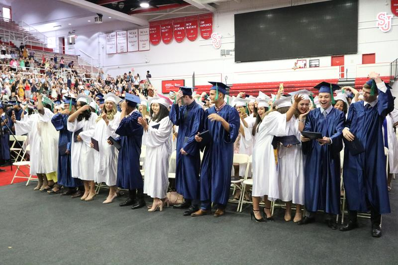 Maspeth High School Media Team Live Streams Commencement Ceremony Featured Photo