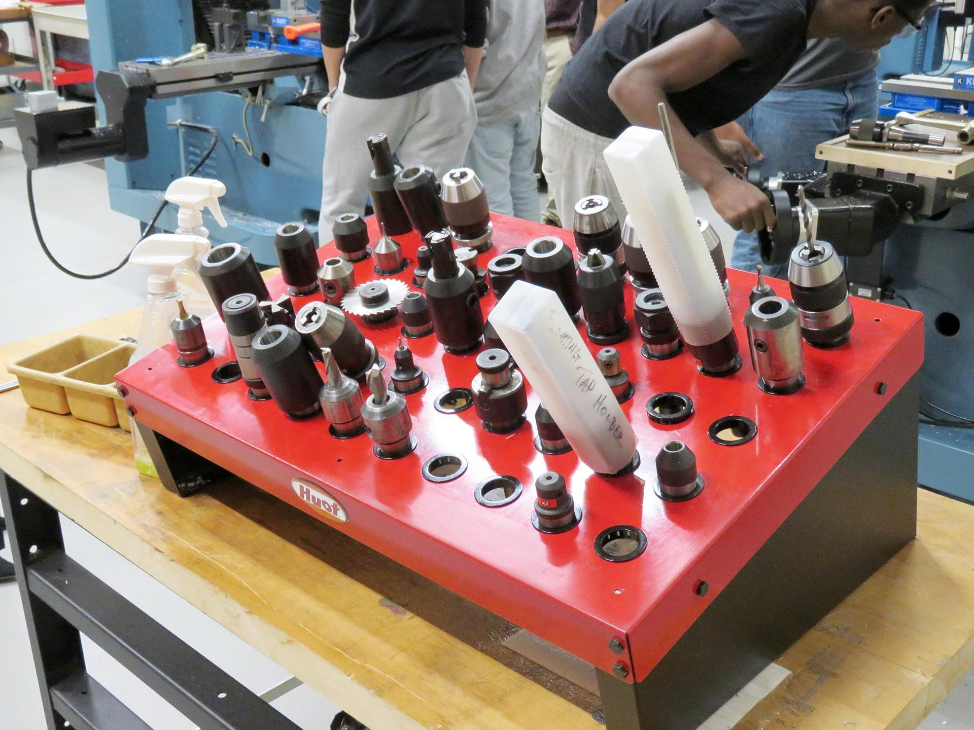 Machine tool technology parts