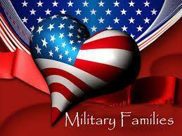 military connected families