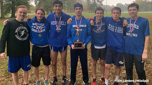 Westfield XC impresses at County Championships!