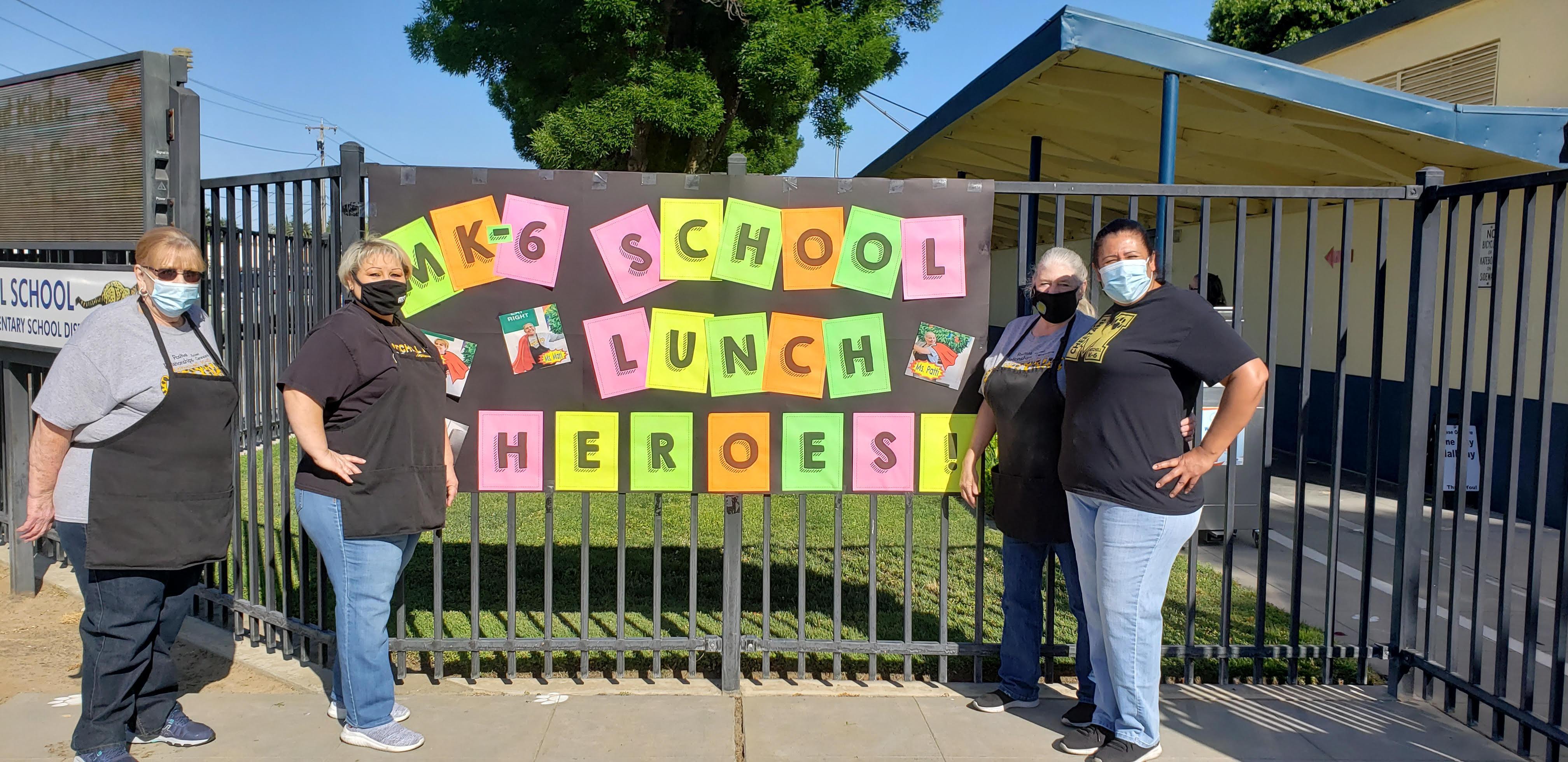 MK6 Lunch Heros