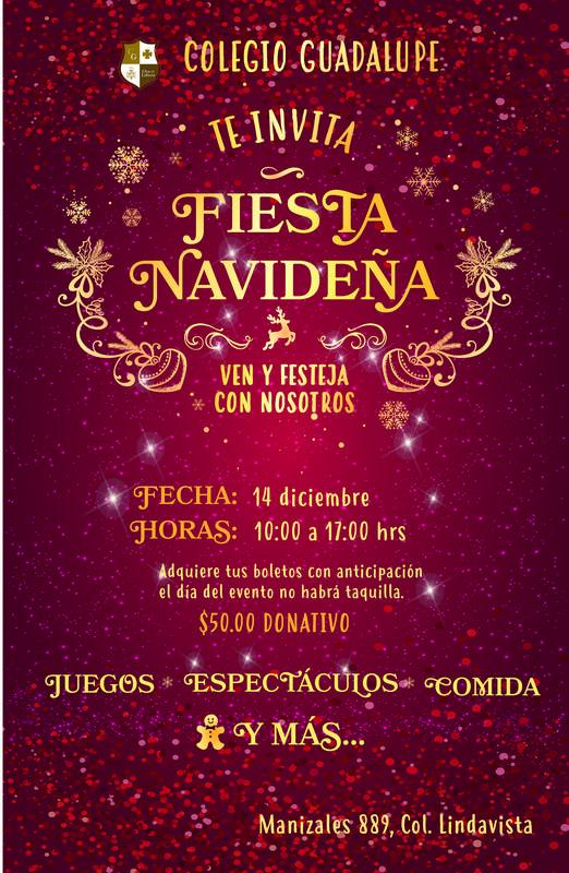 Convivencia Navideña Featured Photo