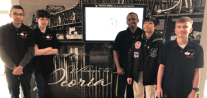 Washington junior high chess club