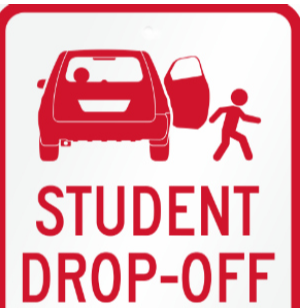 Student drop-off locations Featured Photo
