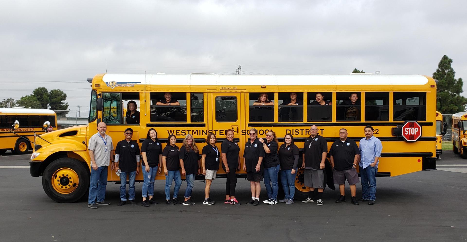 Transportation Department Group Photo