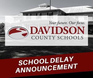School Delay Announcement