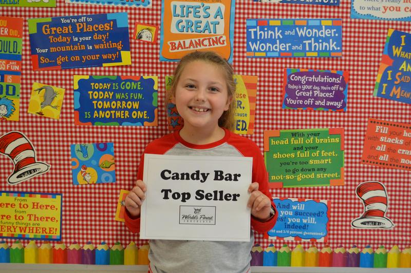 Candy Bar Top Seller