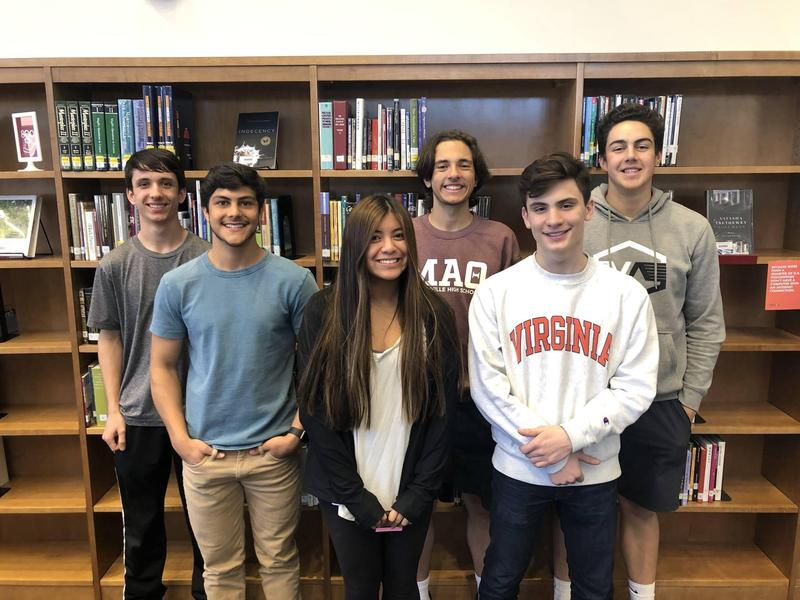 Seven CHS Students to Participate in the National Hispanic Recognition Program Featured Photo