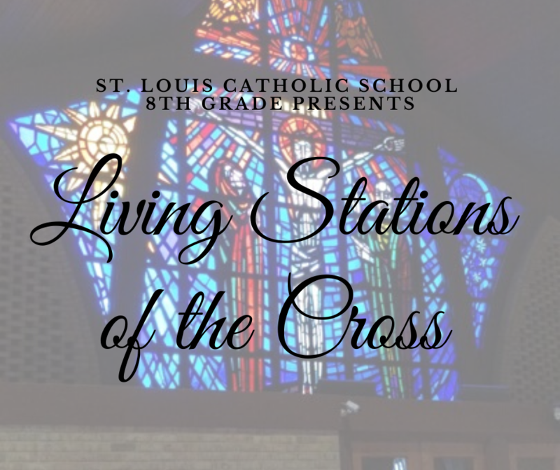 Living Stations of the Cross Featured Photo