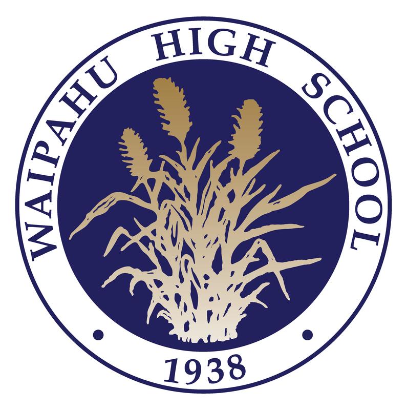 Waipahu High School Logo