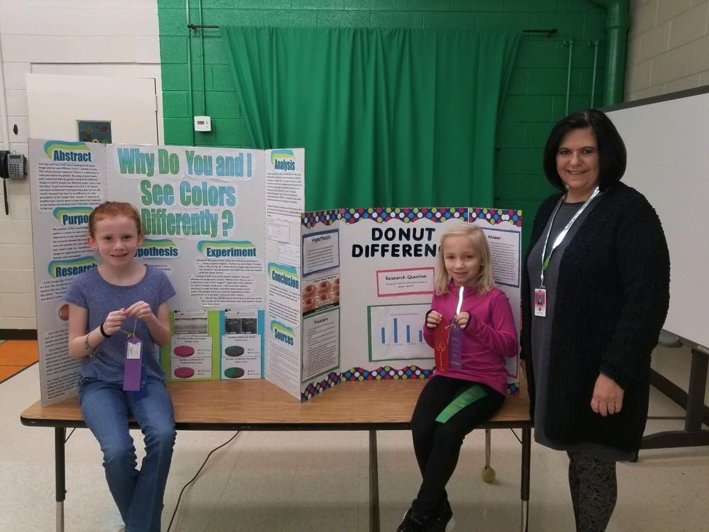science fair winners