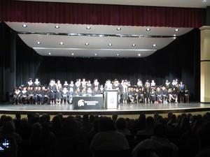 Thornapple Kellogg High School Class of 2019 at Senior Honors Night