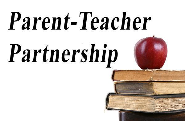 parent-teacher partnership graphic