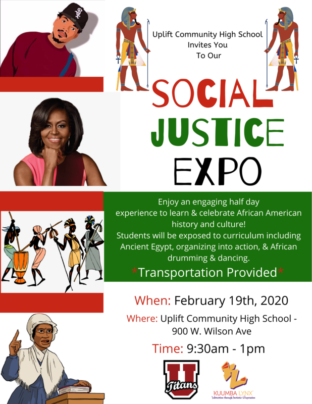 Social Justice Expo Featured Photo