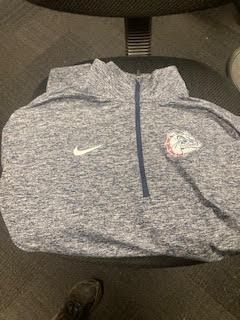 Nike 3/4 zip up