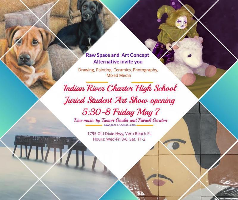 IRCHS Juried Student Art Show Featured Photo
