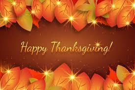 Thanksgiving Holidays This Week Thumbnail Image