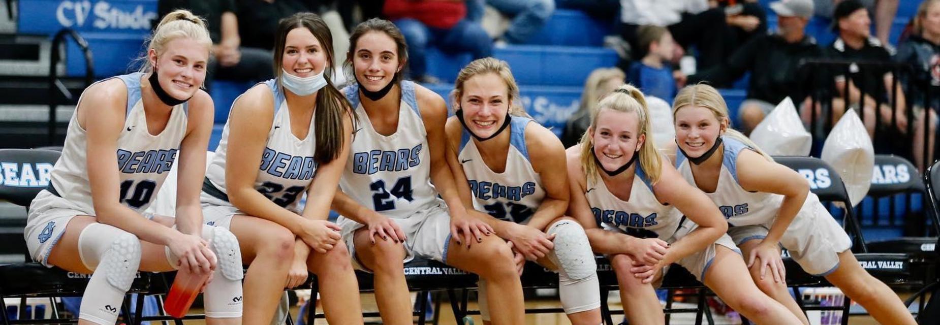 CVHS Girls Basketball 20-21