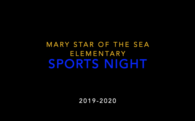 Sports Night 2020 Intro