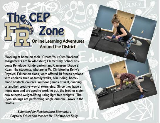 The CEP Zone card logo