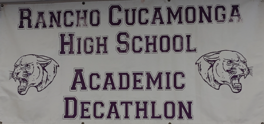 RCHS Academic Decathlon