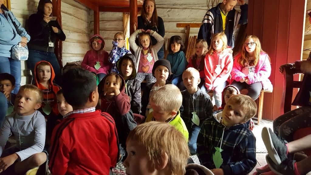 2017 1st Grade Field Trip - This is the Place  State Park