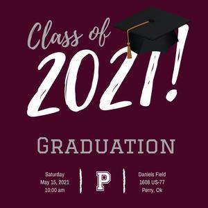 Class of 21 Graduation