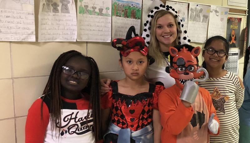 Earl Hanson's Halloween Parade Featured Photo
