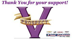 Prospect Thank you