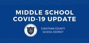 Beginning Monday, Sept. 28, students in grades 5-6 at Cheatham Middle School, Harpeth Middle School and Sycamore Middle School will return to the traditional schedule (in-person learning five days a week).