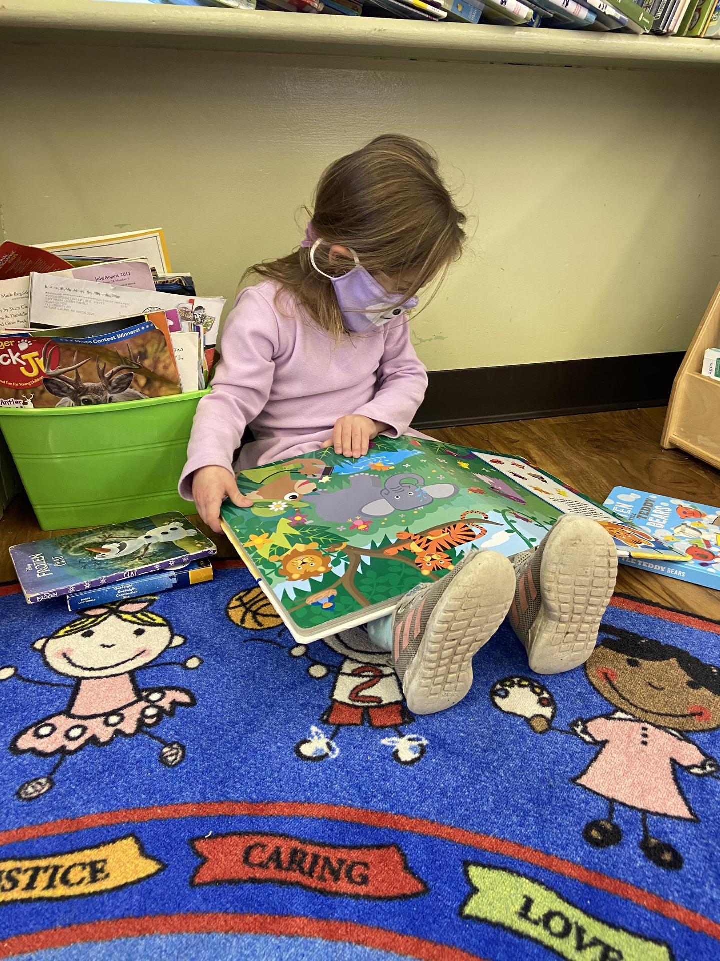 preschool reader