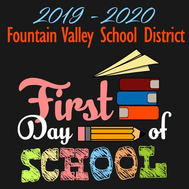 Welcome Back to the FIRST DAY of School in FVSD! Featured Photo