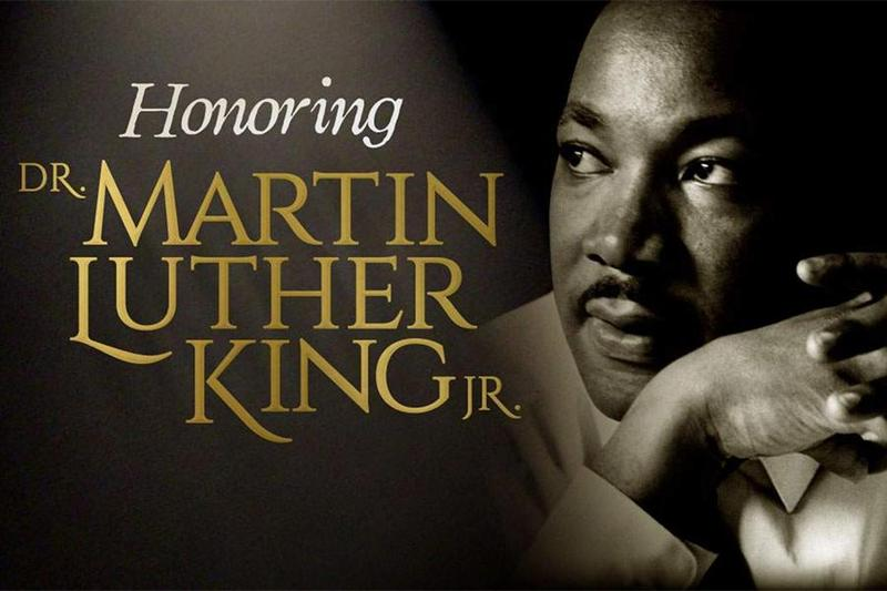 Dr. Martin Luther King, Jr. Holiday Featured Photo