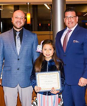 Willow Grove Student of the Month - January - Cielo Alvarenga