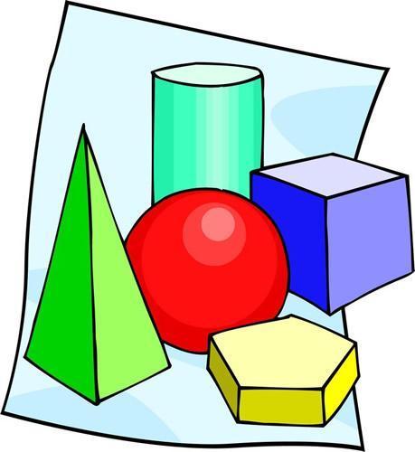 Shapes - 6 - 8 Math