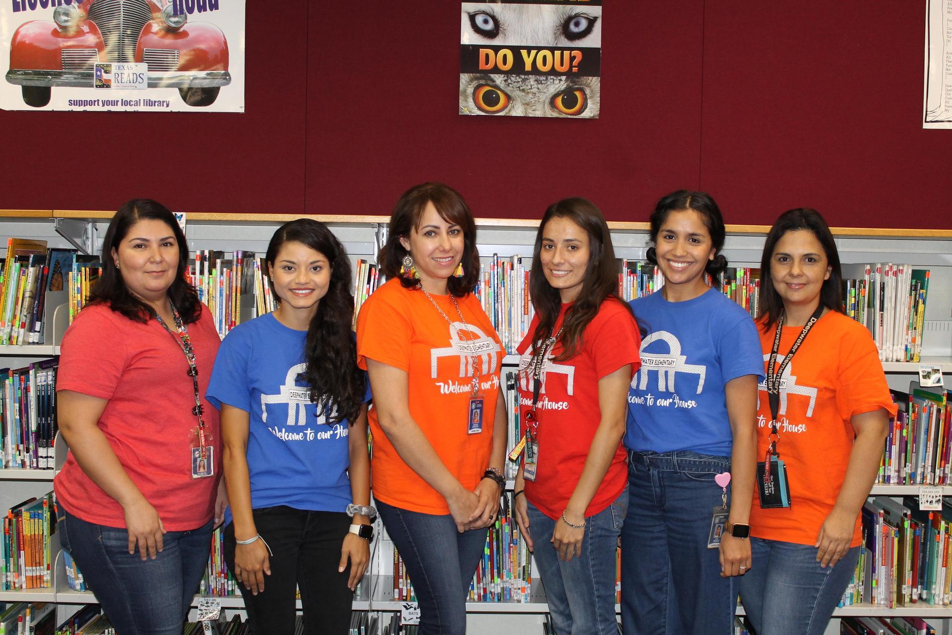 Bilingual Support Staff