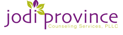 Image of logo for Jodi Province Counseling.